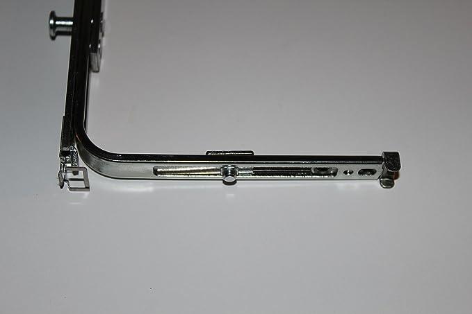 GU Dreh Kipp Verriegelung Eckumlenkung 6-32013 215mm Kuppelbar mit 2 Pilzk/öpfen
