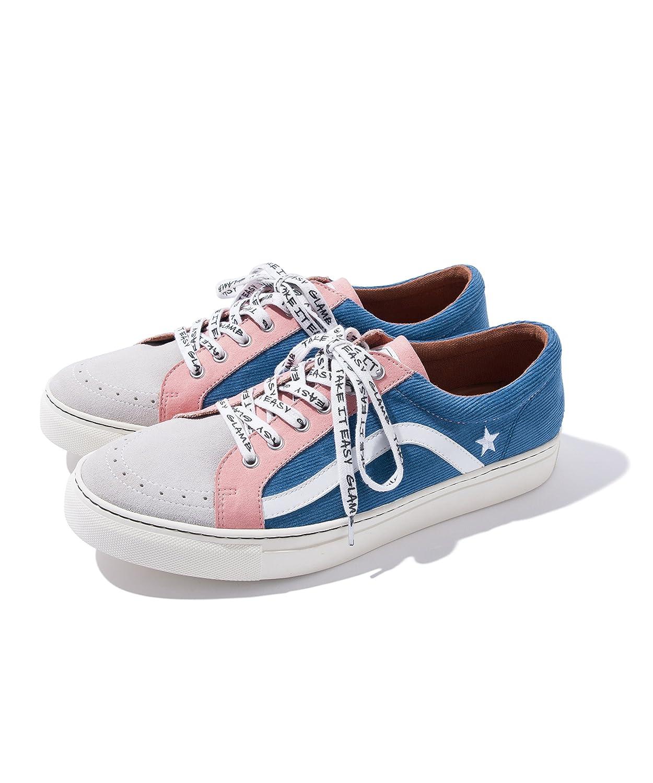 (グラム) glamb Helly sneakers GB17SM/AC05 4 BLACK メンズ スニーカー B075ZPLHPQ 3 BLXPK BLXPK 3