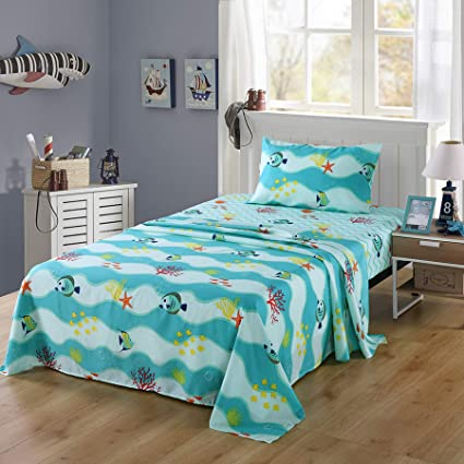 Amazoncom Tt Linens Twinfull Bed Sheets For Kids Sheets Girls