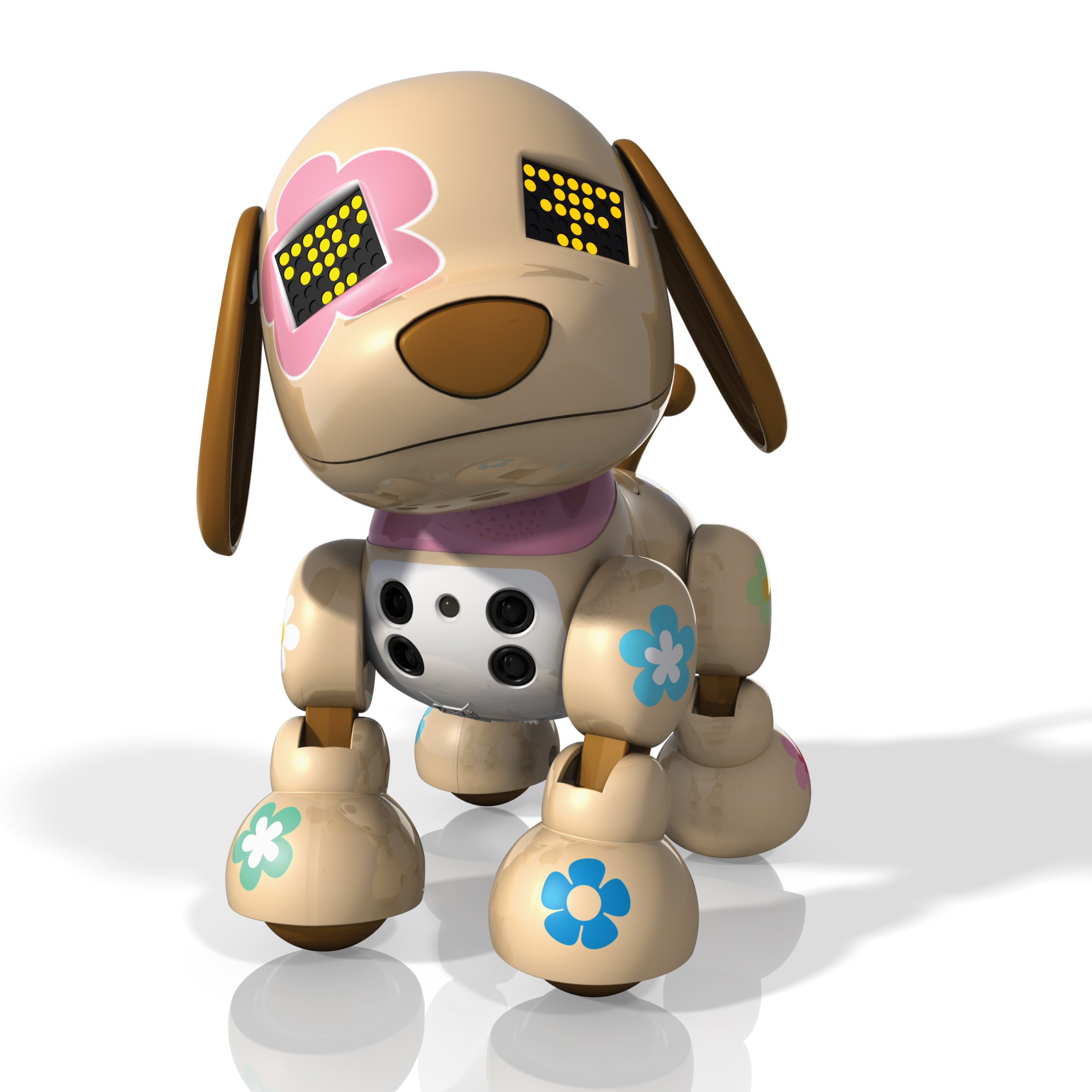 Zoomer Zuppies Interactive Puppy, Flora by Zoomer (Image #2)