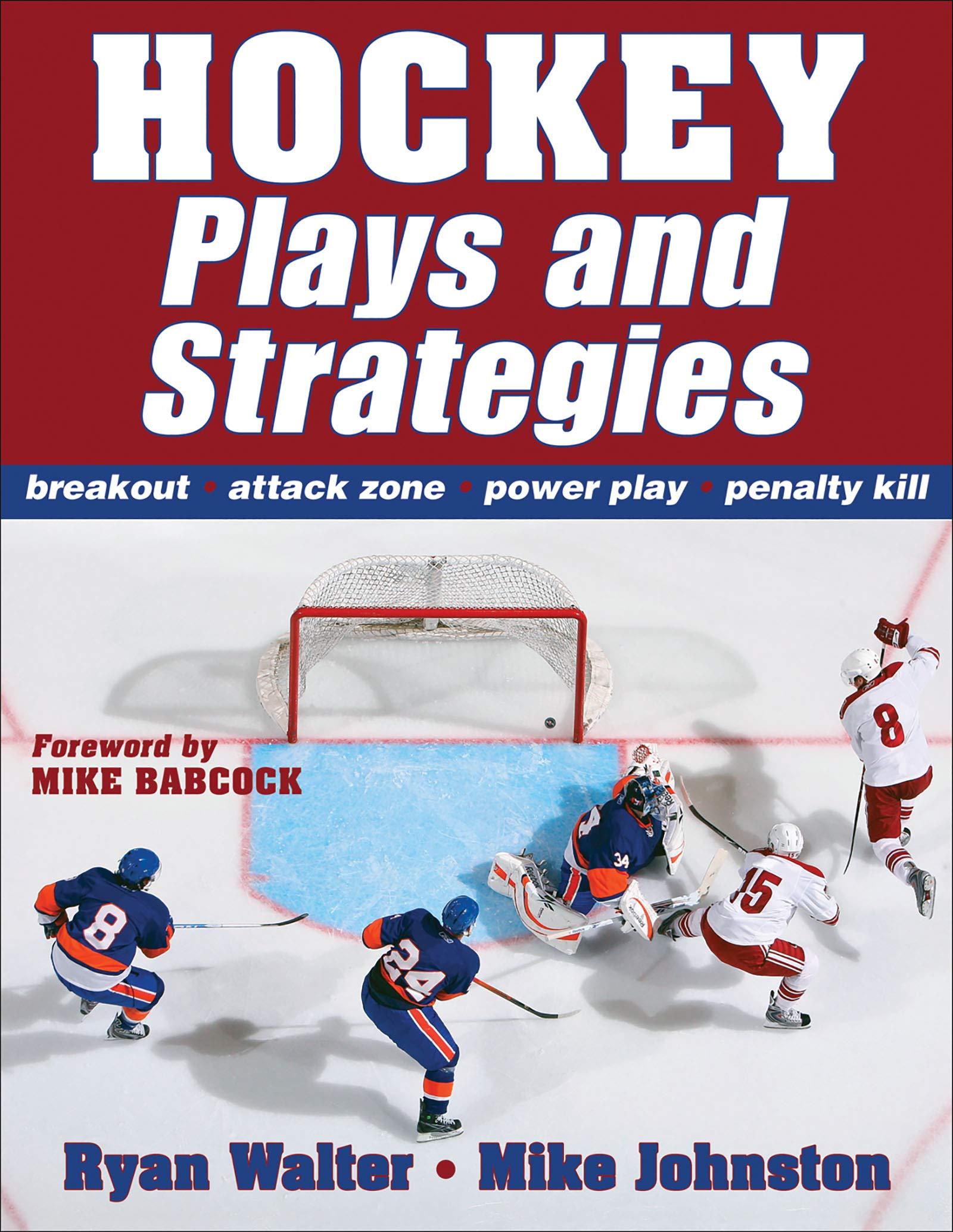 Hockey Plays and Strategies (English Edition)