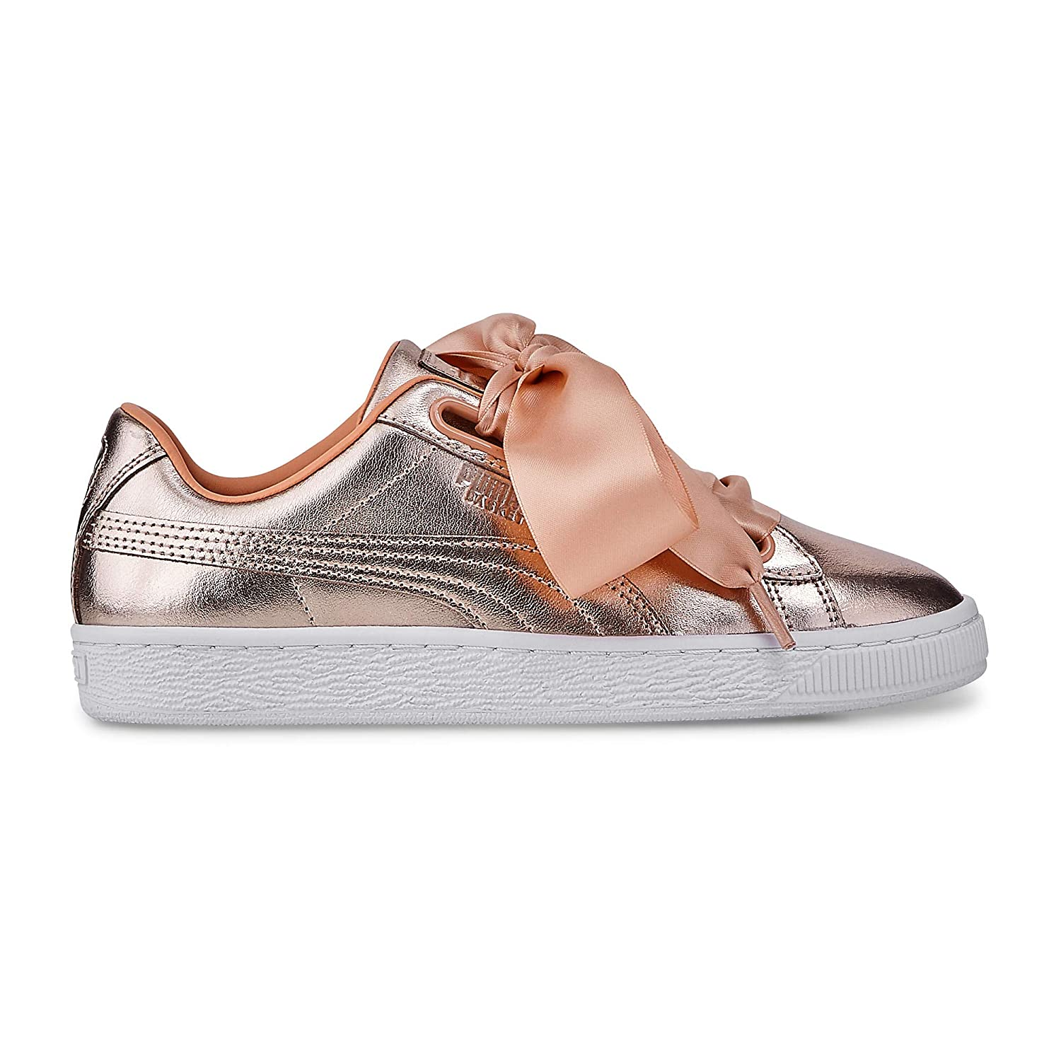 online retailer 2ab3b 768ad Puma Basket Heart Luxe W Shoes: Amazon.co.uk: Shoes & Bags