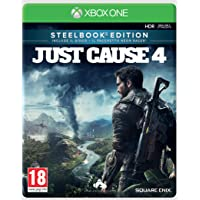 Just Cause 4 - Steelbook Edition - Xbox One