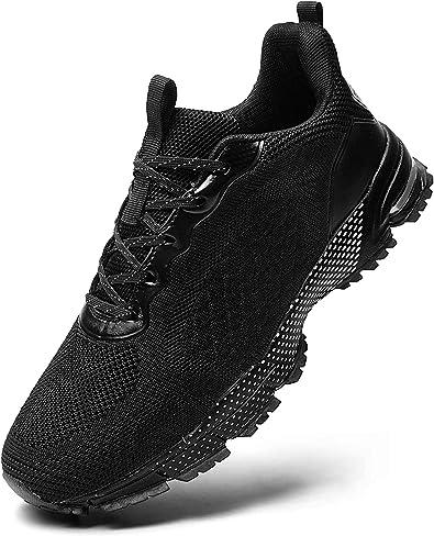LK LEKUNI Zapatillas Deportivas Running Hombre Mujer Zapatillas Fitness Ocio Ligero Cómodo Transpirable: Amazon.es: Zapatos y complementos