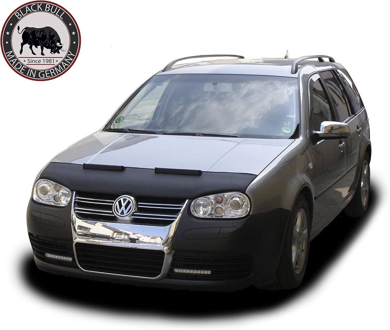 Steinschlagschutz Black Bull Made In Germany Kompatibel Mit Golf 4 Tuning Haubenbra Automaske Car Bra Front Mask Cover Neu Auto
