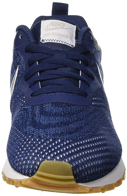 fc71f32fba Nike MD Runner 2 Eng Mesh, Zapatillas de Deporte para Hombre: Amazon.es:  Zapatos y complementos