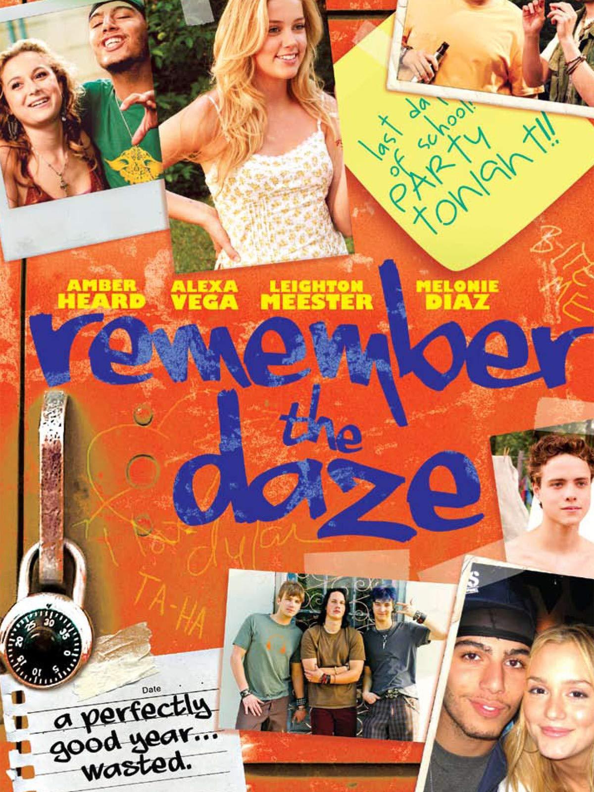 Remember the Daze on Amazon Prime Video UK