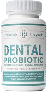 Amazon com: PRO-Dental: Probiotics for Oral & Dental Health
