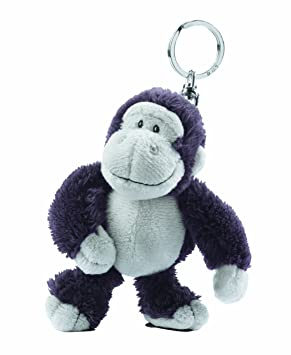 Nici 32343 - Llavero de gorila de peluche: Amazon.es ...