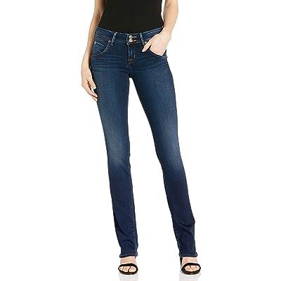 Hudson Jeans Women's Beth Midrise Baby Bootcut Flap Pocket Elysian Denim Jean, Corps, 26 at Women's Jeans store