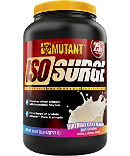 MUTANT Whey Protein Isolate