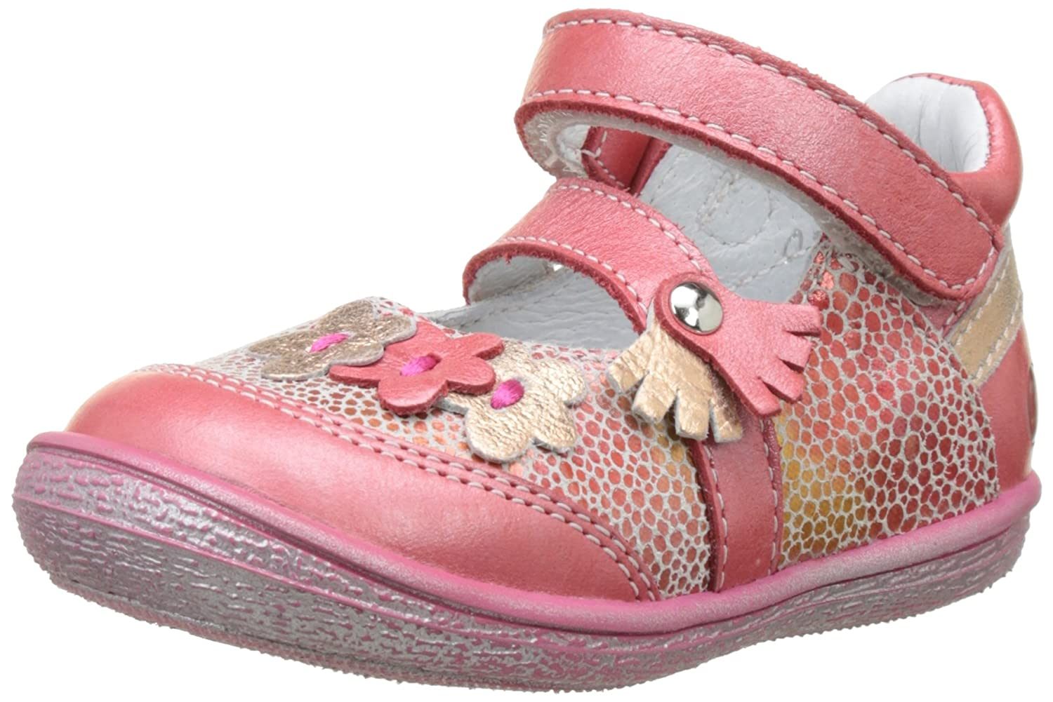 GBB Baby Girls' Pia Mary Janes Shoes 17E207