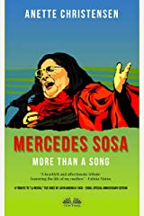 """Mercedes Sosa - More Than A Song: A Tribute To """"La Negra,"""" The Voice Of Latin America (1935 – 2009) Kindle Edition"""