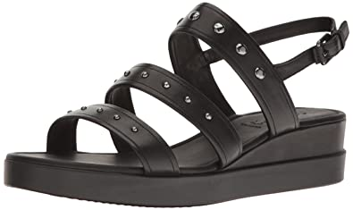20c5018a43cd ECCO Women s Touch Plateau Wedge Sandal  Amazon.co.uk  Shoes   Bags
