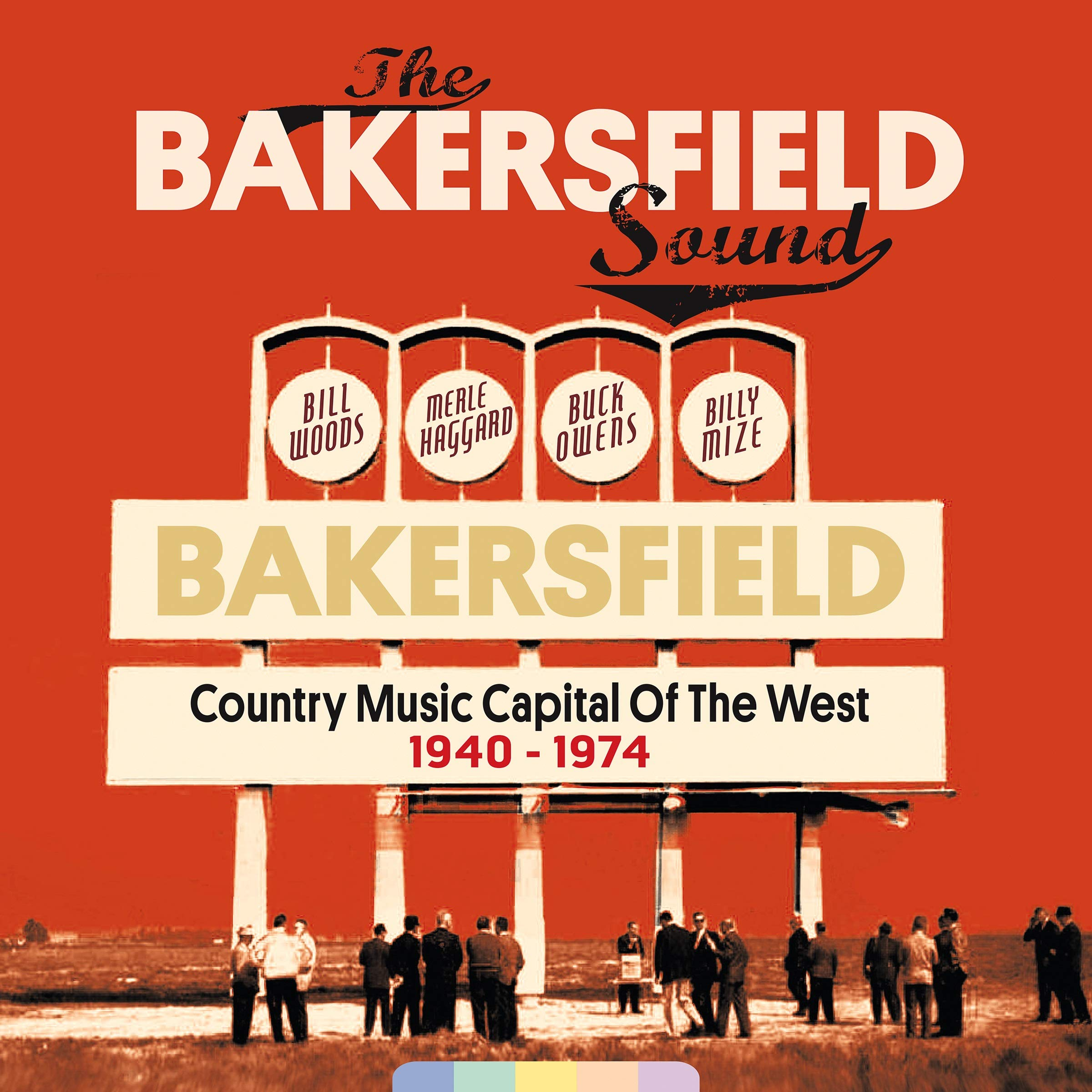Bakersfield Sound by Various - Country Music History