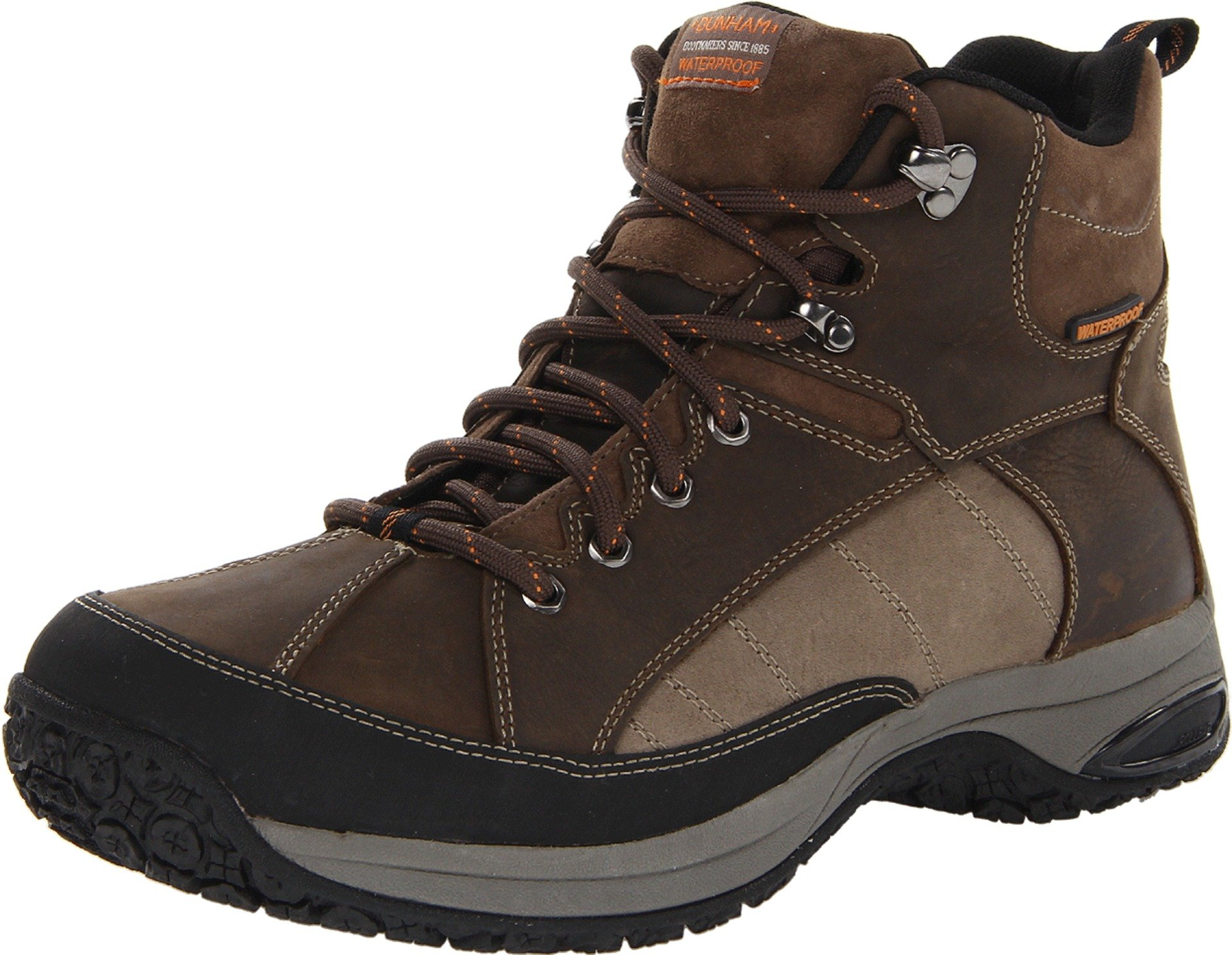 Dunham  Men's Lawrence Boot,Brown,10 D US