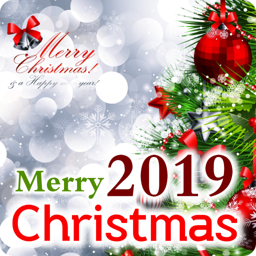 Merry Christmas Greeting Cards 2018 ()
