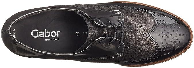Gabor Shoes 52.225 Damen Kurzschaft Stiefel: