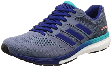 28daac75c adidas Adizero Boston Boost 7 Mens Running Shoes - Blue-8