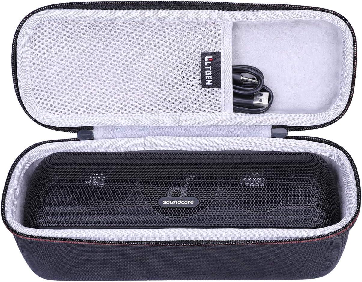 LTGEM Eva Hart Reise Tragen Tasche f/ür Soundcore Motion Schutz Schutzh/ülle Bluetooth Lautsprecher