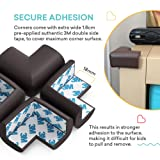 Soft Baby Proofing Corner Guards & Edge