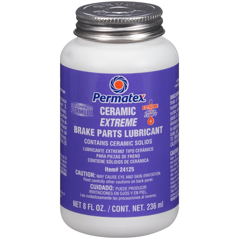 Permatex 24125セラミックExtremeブレーキパーツ潤滑剤、8オンス Pack of 1 24125 B0018PSASU