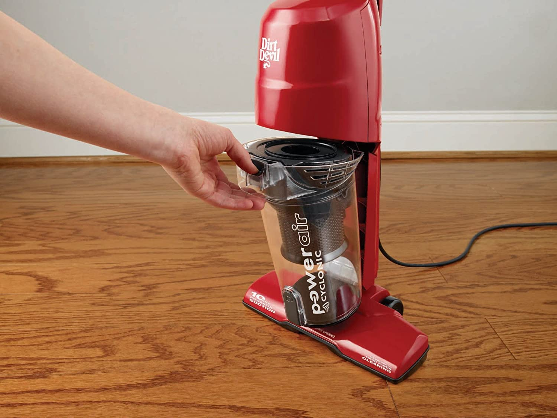 Dirt Devil Power Air Corded Bagless Stick Vacuum for Hard Floors SD20505