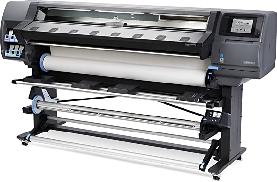 HP Latex 360 Printer - Impresora de gran formato (Black, Cyan ...