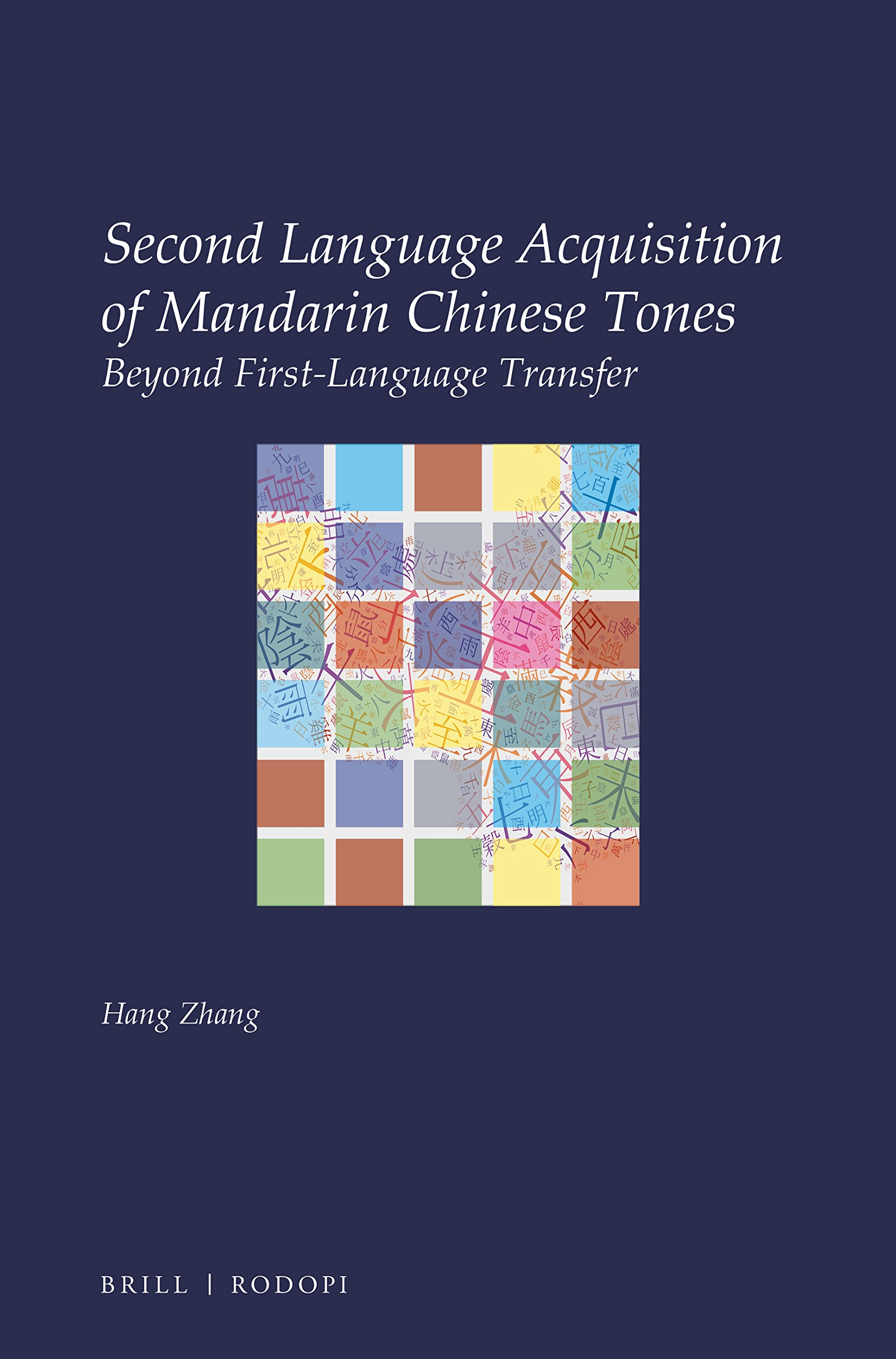 Second Language Acquisition of Mandarin Chinese Tones (Utrecht Studies in Language and Communication) PDF
