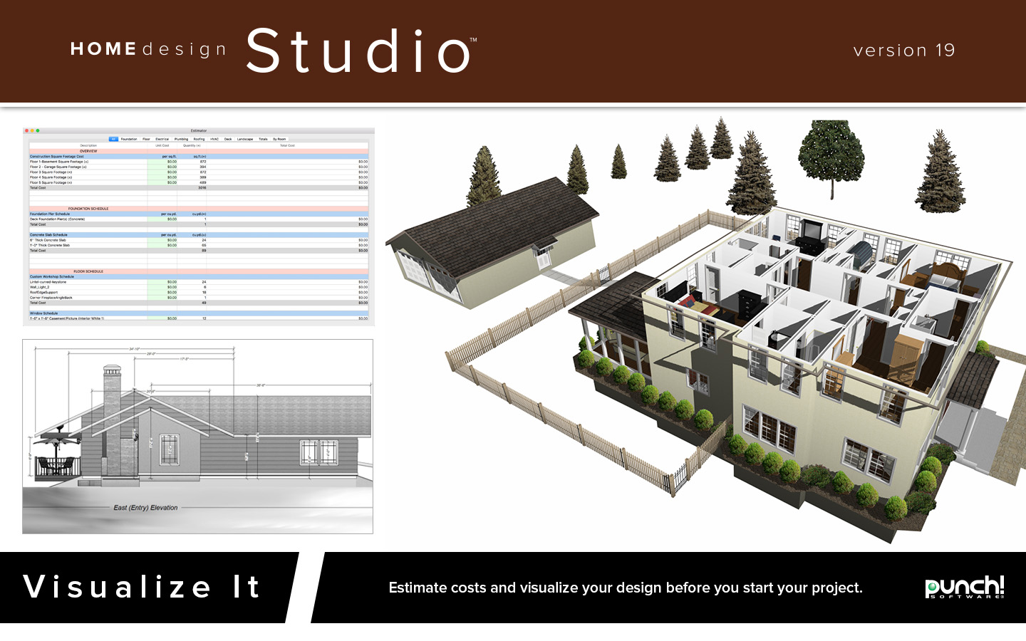 Punch! Home Design Studio Pro User Reviews & Pricing