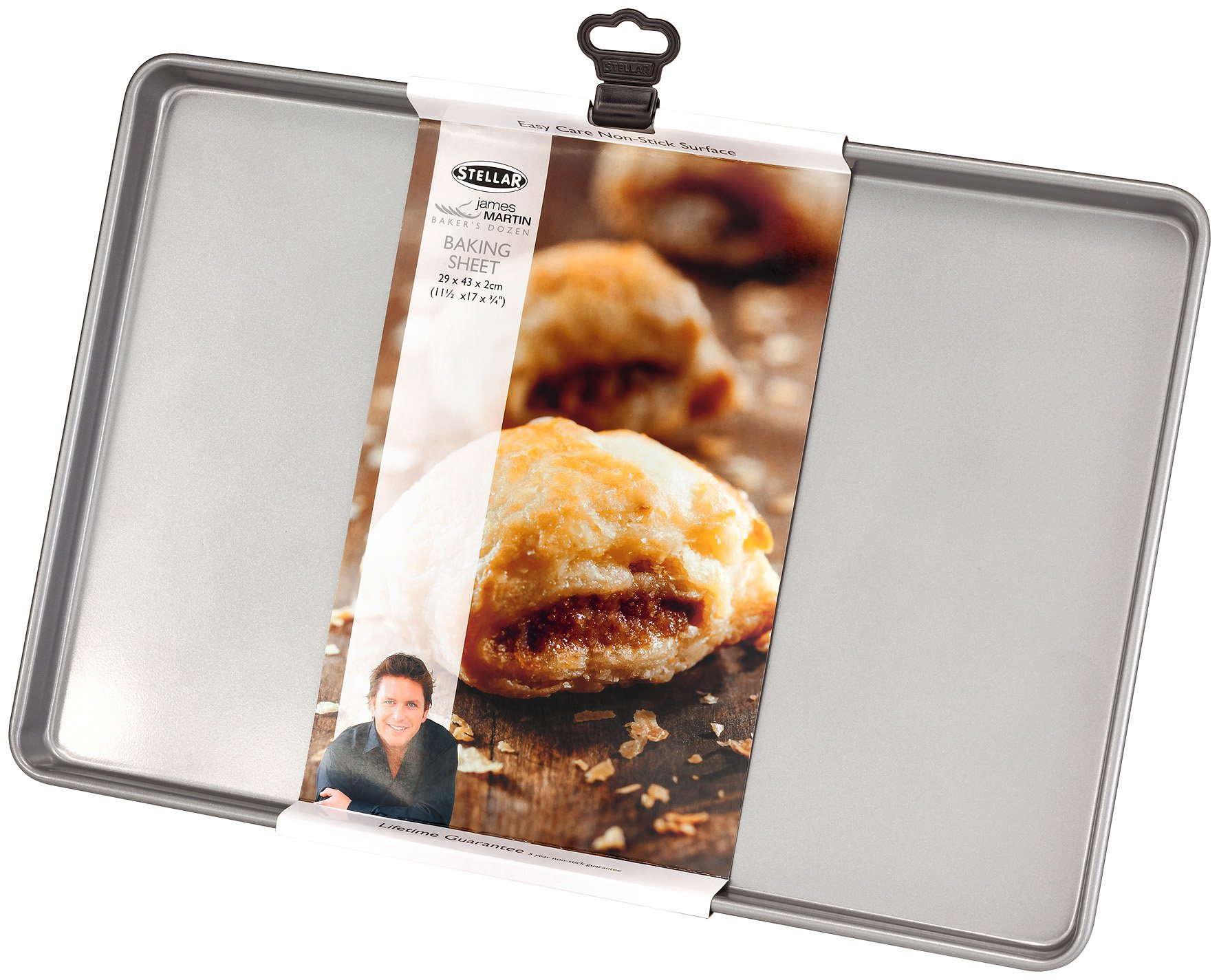 James Martin Bakers Dozen Stellar Bakeware 43cm/17'' Baking Sheet SJM55