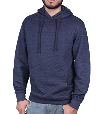 ded79249f Quilted Hoodie from Alpha Beta at Amazon Men's Clothing store: