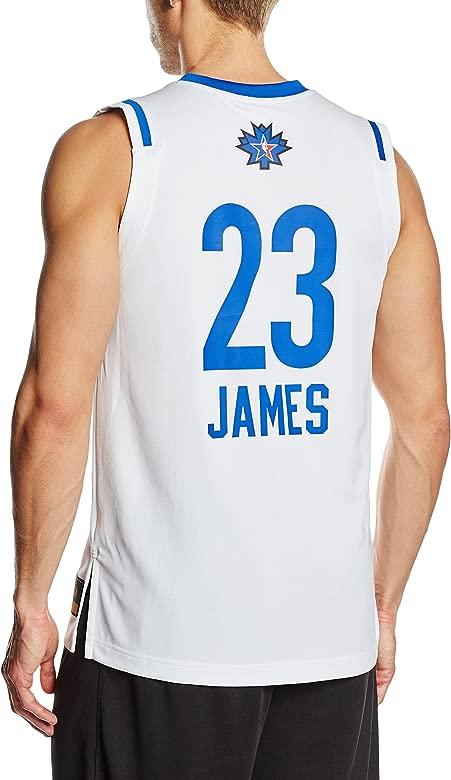 Adidas - Camiseta de Baloncesto para Hombre, diseño NBA All Star ...