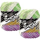 Bulk Buy: Lily Sugar'n Cream Stripes (2-pack) (Violet Stripes)
