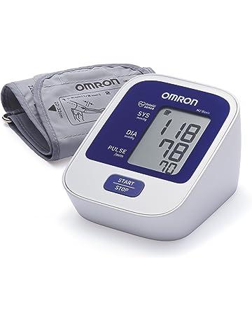 OMRON M2 Basic HEM-7120-E - Tensiómetro de brazo digital, tecnología Intellisense