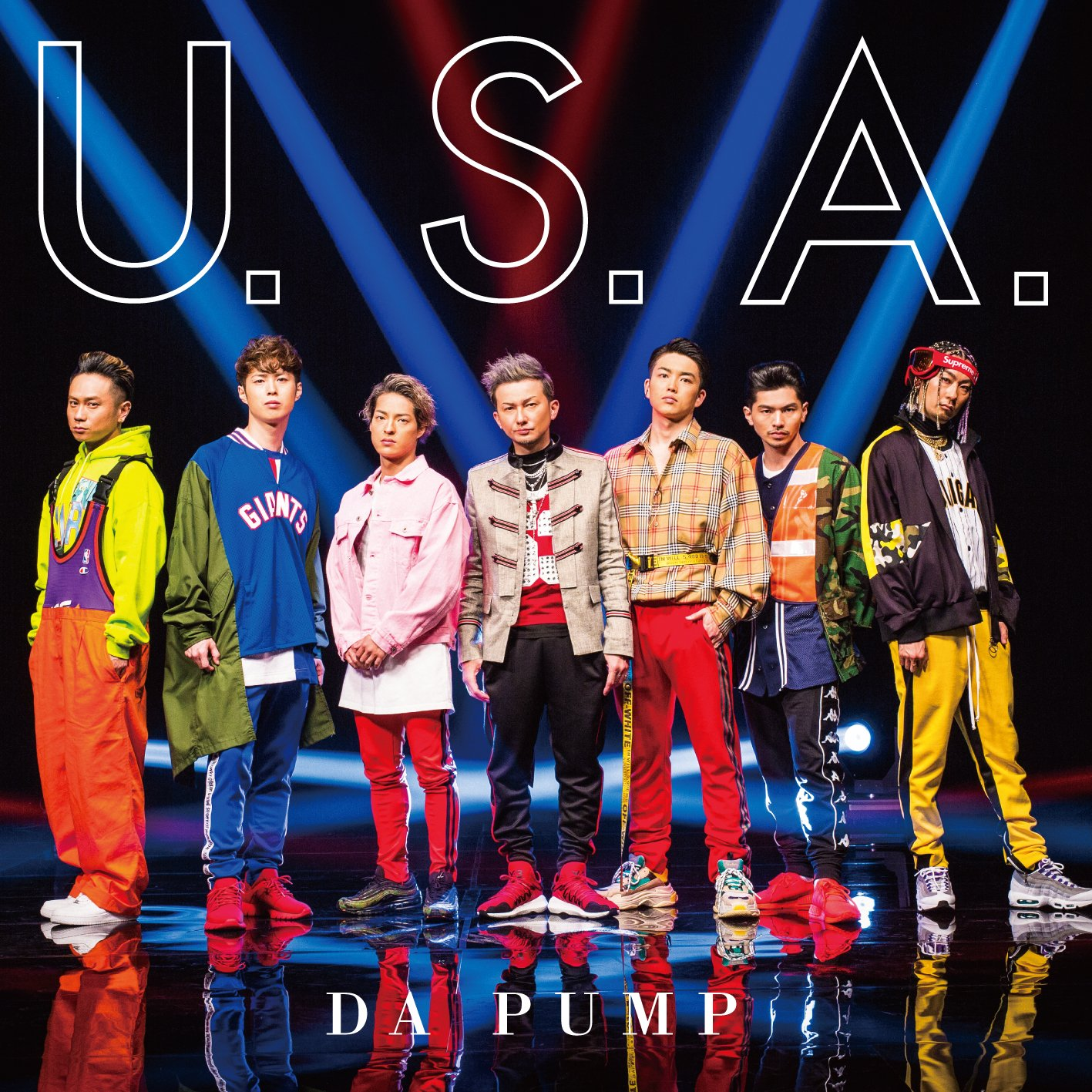 U.S.A.(CD+DVD)DA PUMP