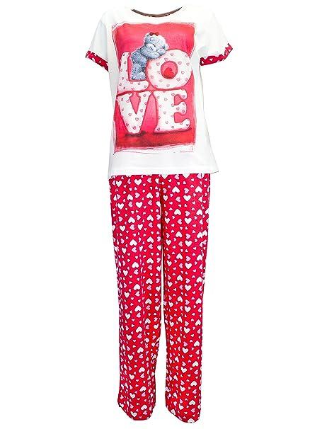 Tatty Teddy - Pijama para mujer - 40 - 42