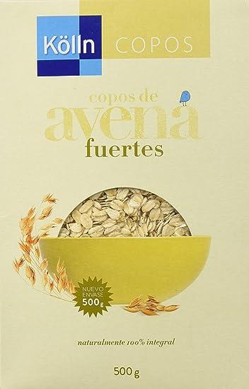 Kölln Copos de Avena Fuertes - 500 gr