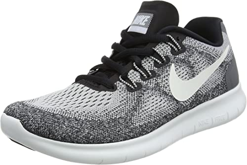 Nike Free RN 2017, Zapatillas de Running para Mujer, Gris (Wolf ...