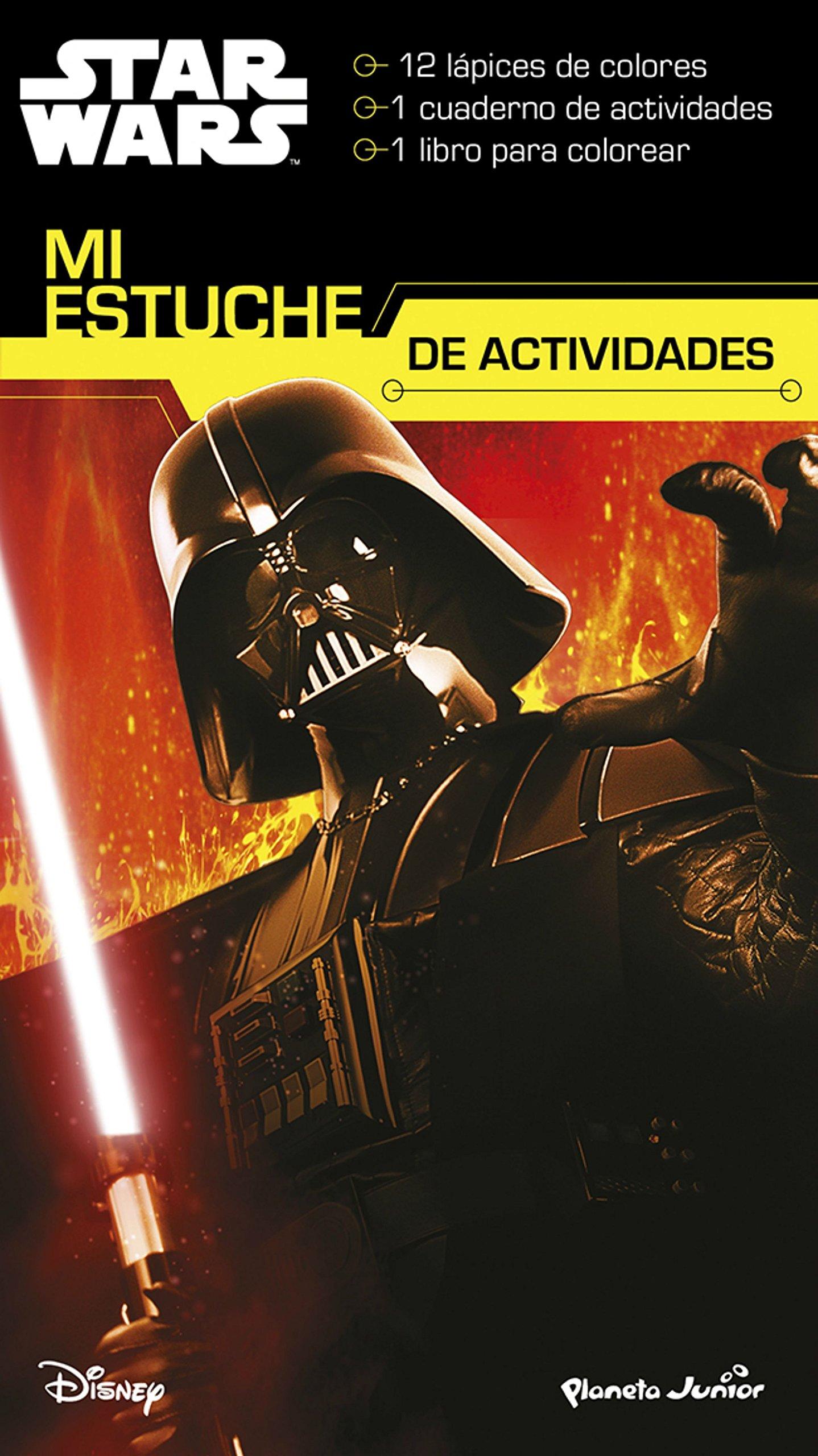 Star Wars. Mi estuche de actividades: Star Wars ...