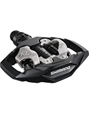 SHIMANO - Pedales SPD-M530 para Mountain Bike