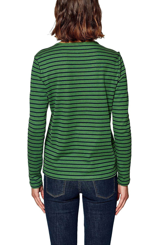 edc by Esprit Camisa Manga Larga para Mujer
