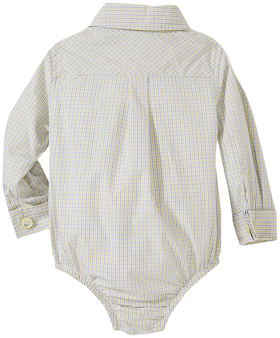 Andy /& Evan Baby Boys Easter Shirtzie Andy /& Evan for little gentlemen 26416A-YWC