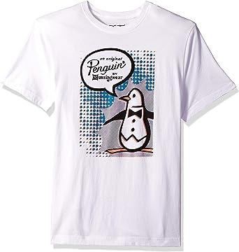 Original Penguin Mens Short Sleeve Pete Tee