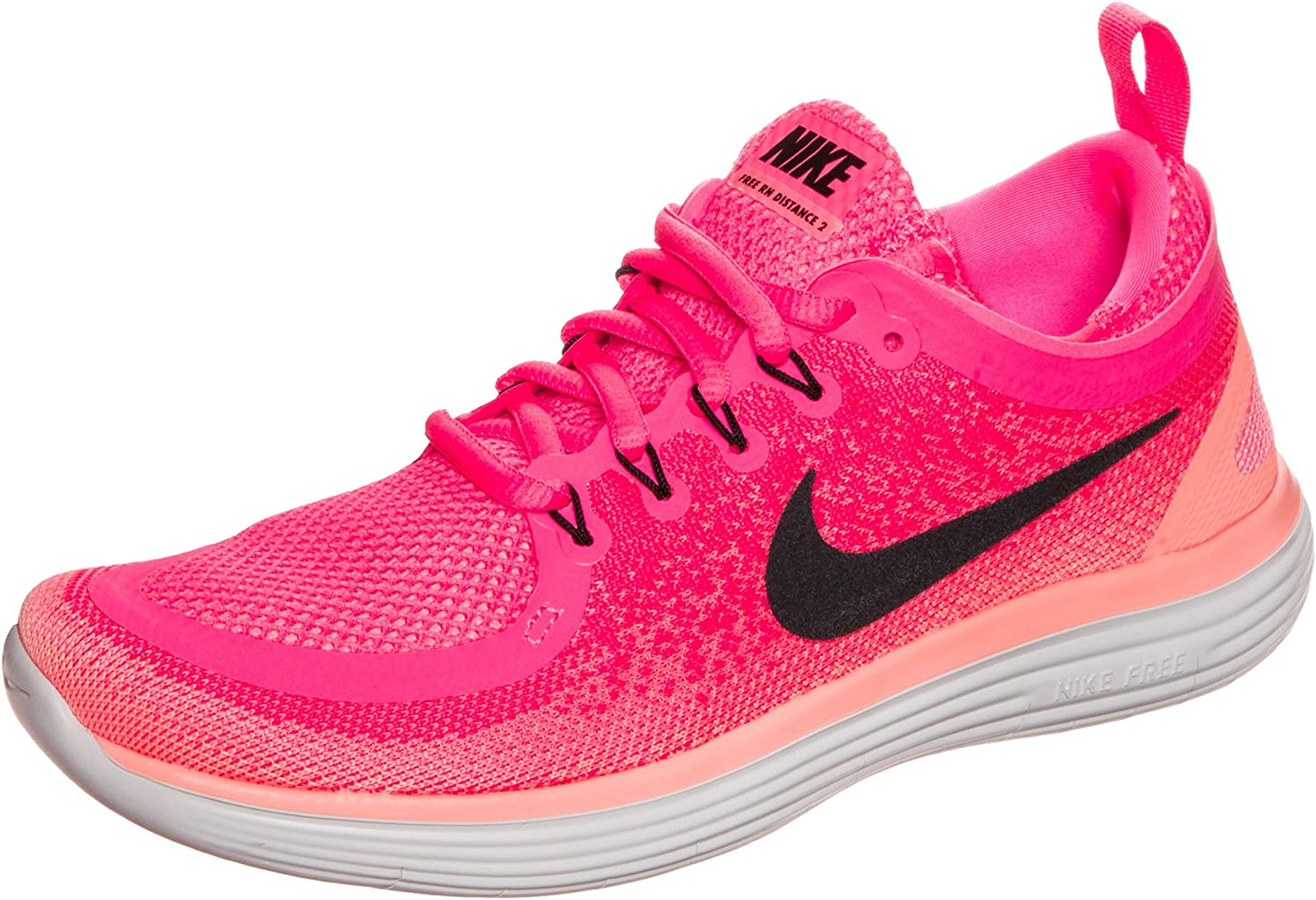 Nike WOMENS FREE RN DISTANCE 2 RUNNING SHOE W,7: Amazon.es: Deportes y aire libre