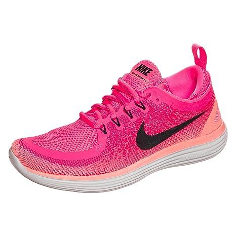 Nike Free Run Distance 2 Damen pink: : Sport
