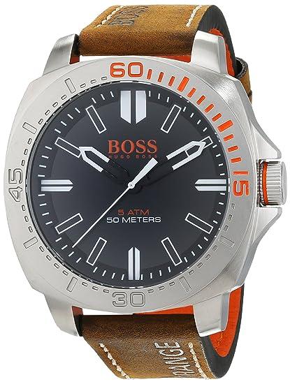 a8fea6713da6 Hugo Boss Orange 1513294 - Reloj analógico de pulsera para hombre ...