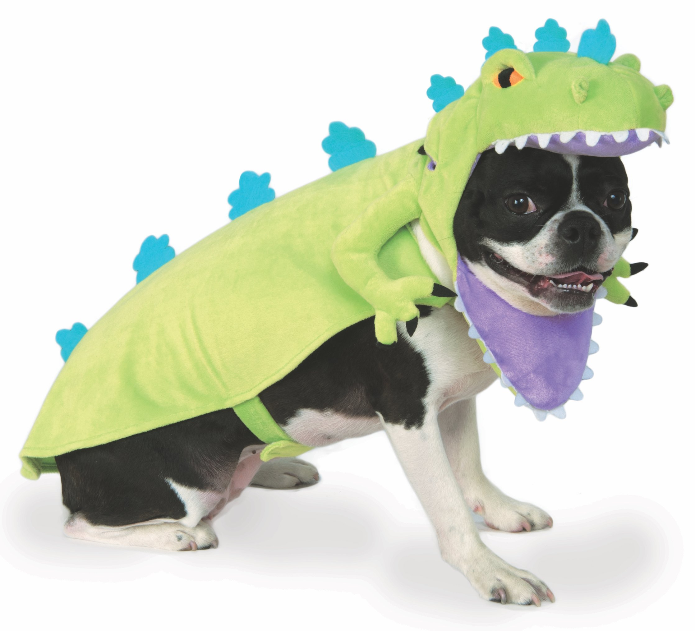 Nickelodeon Rubie's Rugrats Reptar Pet Costume, Small