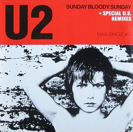 Sunday Bloody Sunday Music