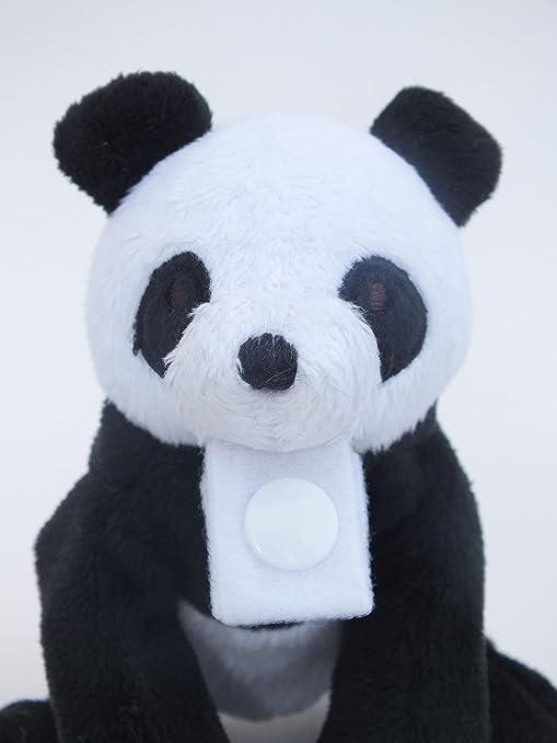 Amazon.com : ? Peluche Chupete Holder por * Uggogg el Panda ...